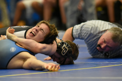 Wrestling rivals Rock Hill and Fort Mill met again. Check out the highlights