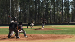 Northwestern pitcher and Gamecocks signee Wesley Sweatt hitting a groove