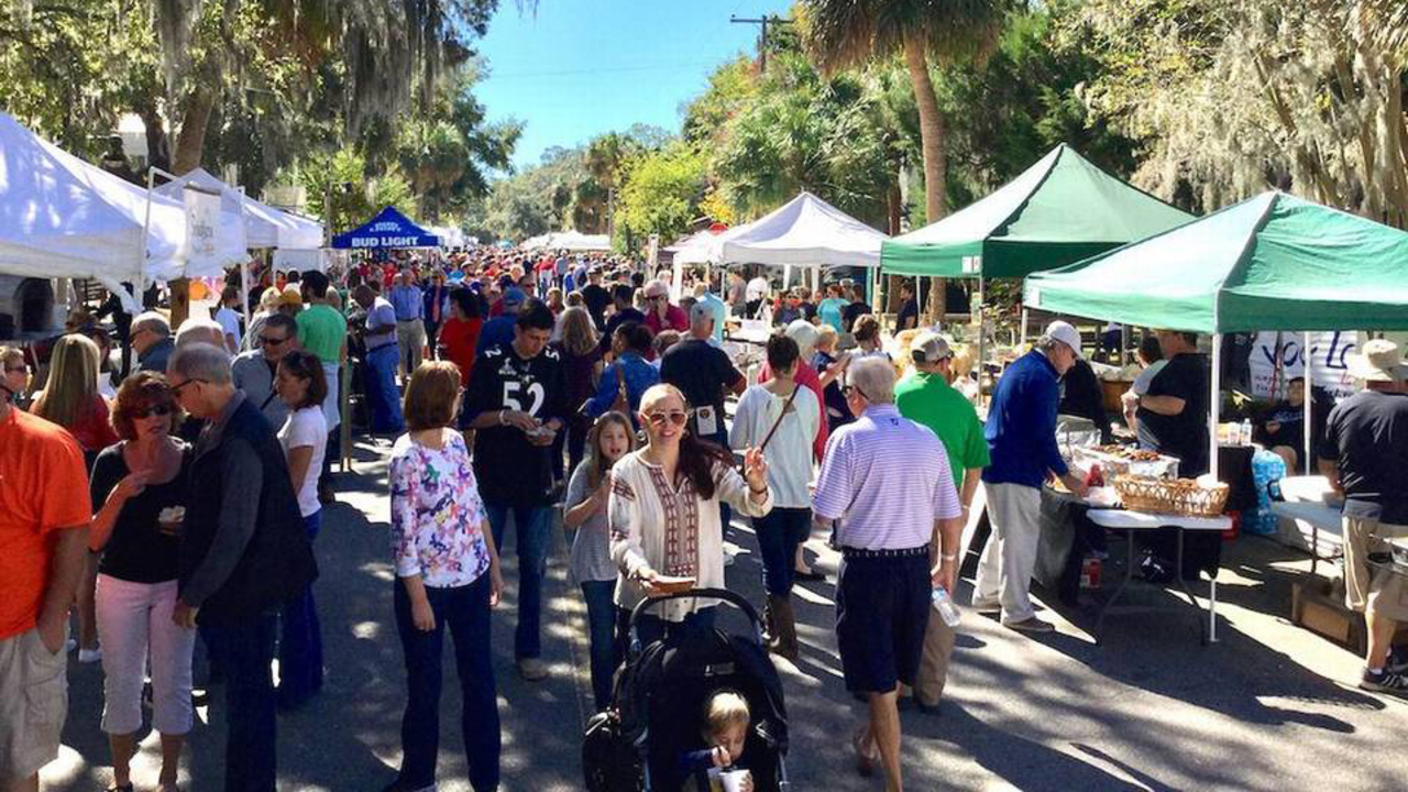 Happy Fall, y'all: 17 festivals you can't miss around Hilton Head, Bluffton and Beaufort