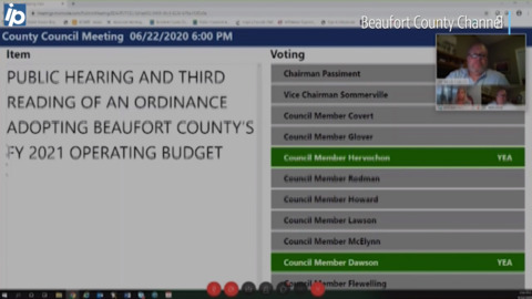 An error in the budget will be fixed but will Beaufort County tax bills match?