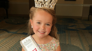 Meet the 6-year-old Lowcountry girl who was just crowned USA National Junior Princess