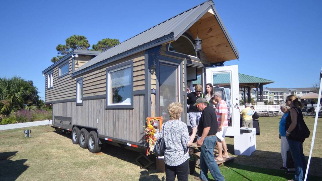 Bluffton, Hilton Head builders set sights on tiny home communities on