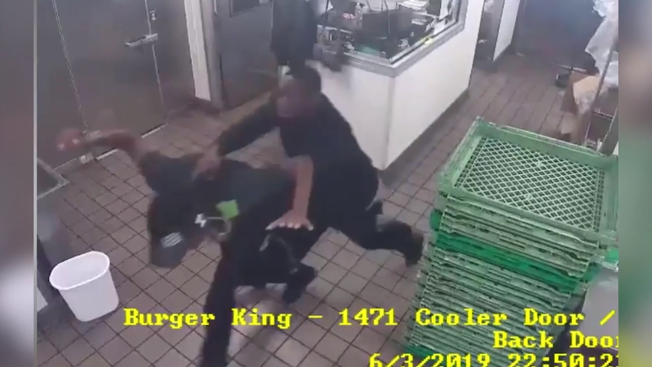 Police make arrest in Beaufort fast food robbery