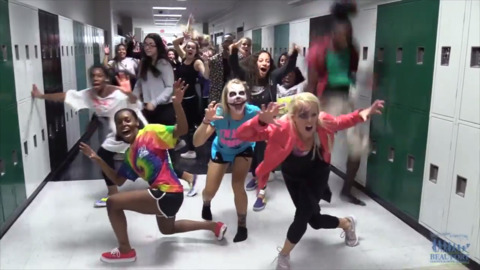 "It's a ""Thriller"" Halloween: Dance students put on a show at Bluffton High School"