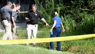 Sheriff's office release name of man found dead in a Beaufort County drainage ditch