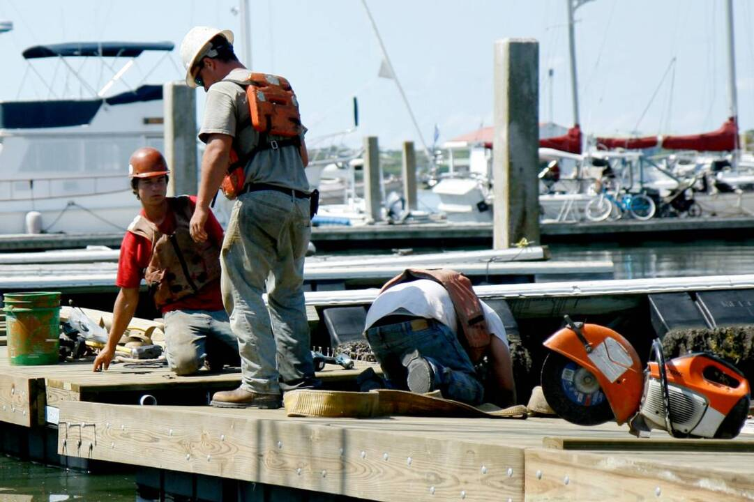 Downtown Beaufort's waterfront could see a $1-million facelift. Here are the details