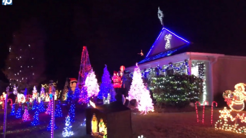 Here are some of the best Christmas light displays in Bluffton for 2018