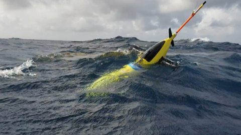 Seafaring robots may help gauge the danger of hurricanes. Videos show how they work
