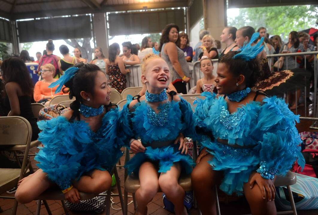 Beaufort's got talent: Here's what's on tap for the Water Festival on Wednesday
