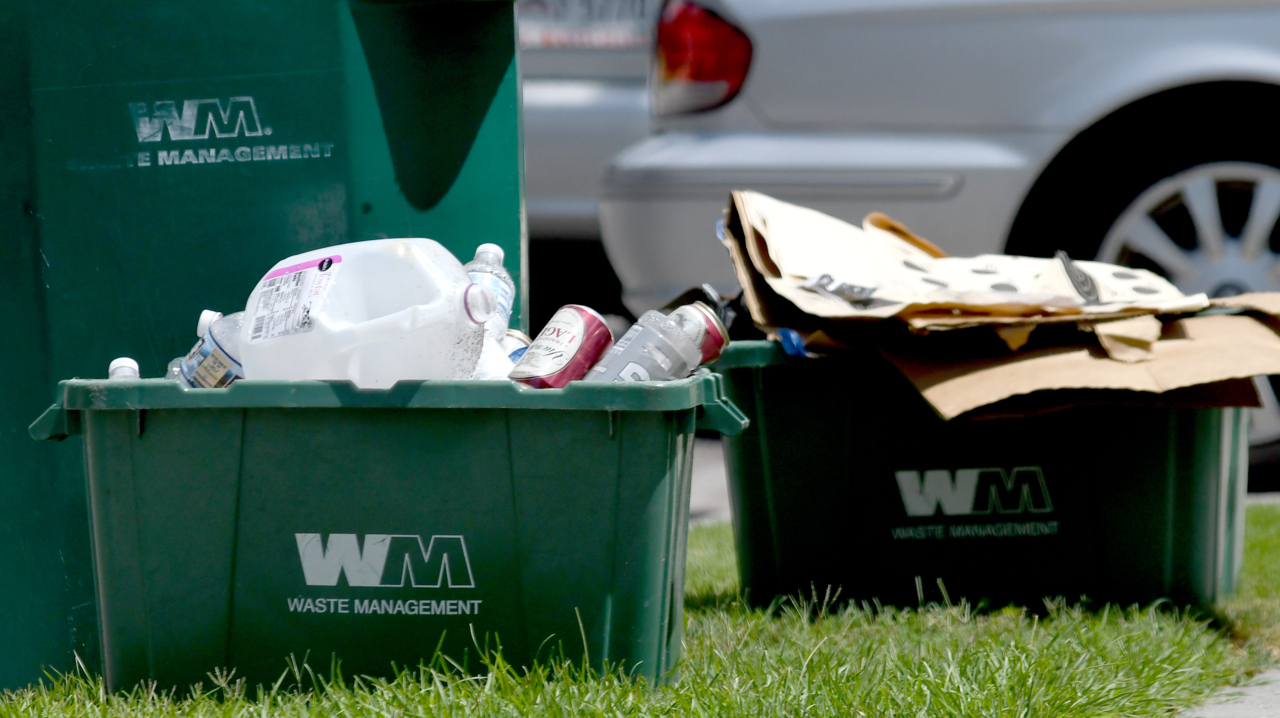 Beaufort County, SC residents say recycling ends up in trash