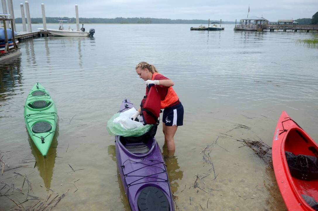 Bluffton to hold annual river and beach cleanup this weekend. Here's how you can help