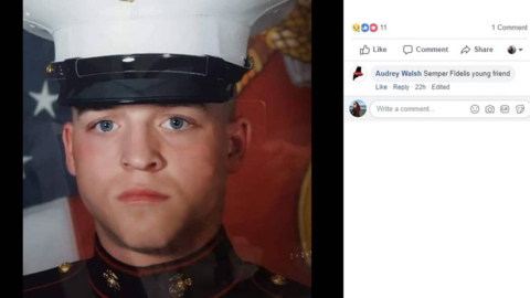 'Risking it all': Beaufort/Port Royal SC fire chief's words to lost reservist from MCAS Beaufort