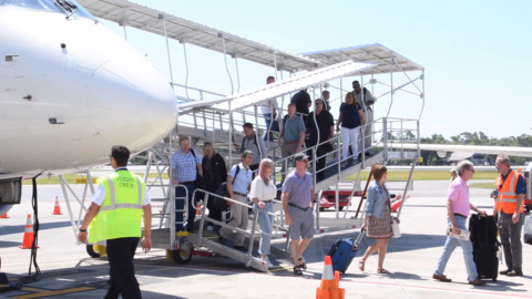 New commercial jet flights demand radar at Hilton Head Island Airport | Letters