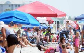 Hilton Head and Myrtle Beach have the best beaches according to this list. Here's why