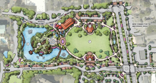 Mega playground, music pavilion coming to new Hilton Head park. Check out the plans