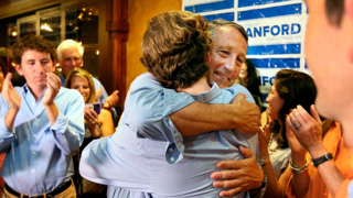 Mark Sanford, what are you thinking? From Appalachian Trail to a calling against Trump