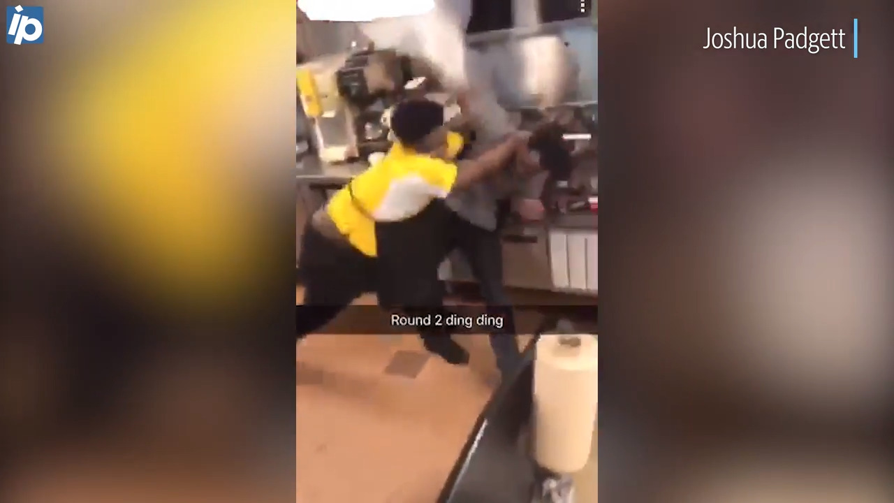 SC Waffle House knife fight video goes viral internationally