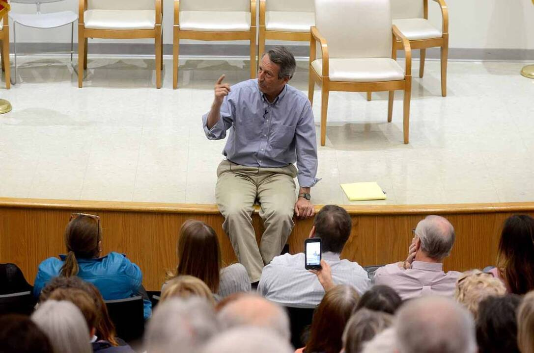Why I'll be closely watching as old friend Mark Sanford is off and running again