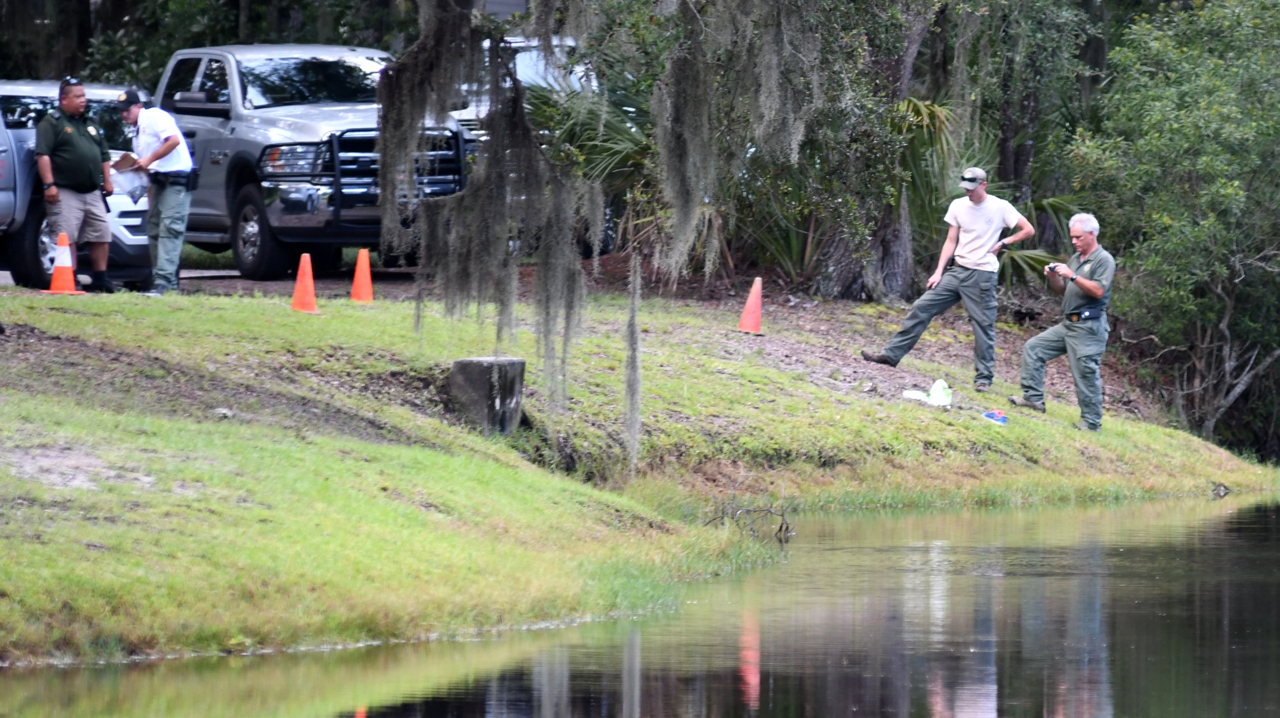 Woman walking dog killed in alligator attack in SC, police say