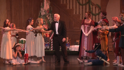 Car mechanic has played a role in Hilton Head's 'The Nutcracker' ballet for 30 years