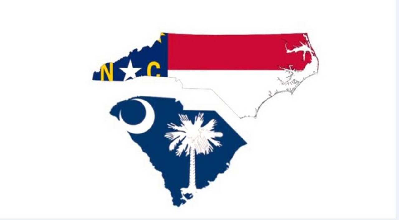 Could NC and SC ever become one state? And could they ever reunite? Curious SC found out