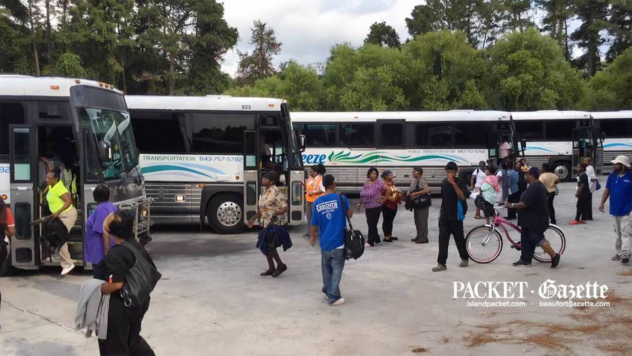 Where are the whining employers when Hilton Head/Bluffton commuter buses need help? | Letters