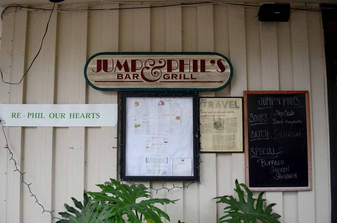 Last call at the island's family room: How Jump & Phil's story is just like Hilton Head's