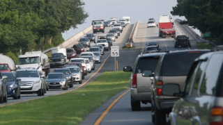 Here's how bad traffic can get when you hit the Hilton Head bridge at the wrong time