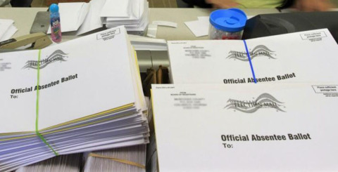 How to request an absentee ballot in South Carolina