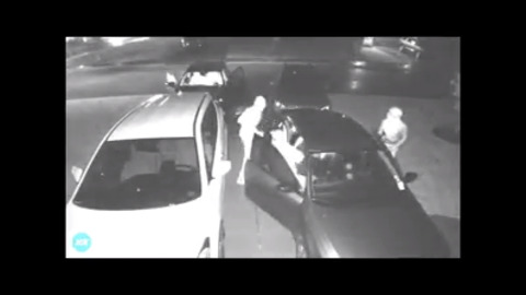 Two guns stolen from unlocked cars in Bluffton; video shows four suspects