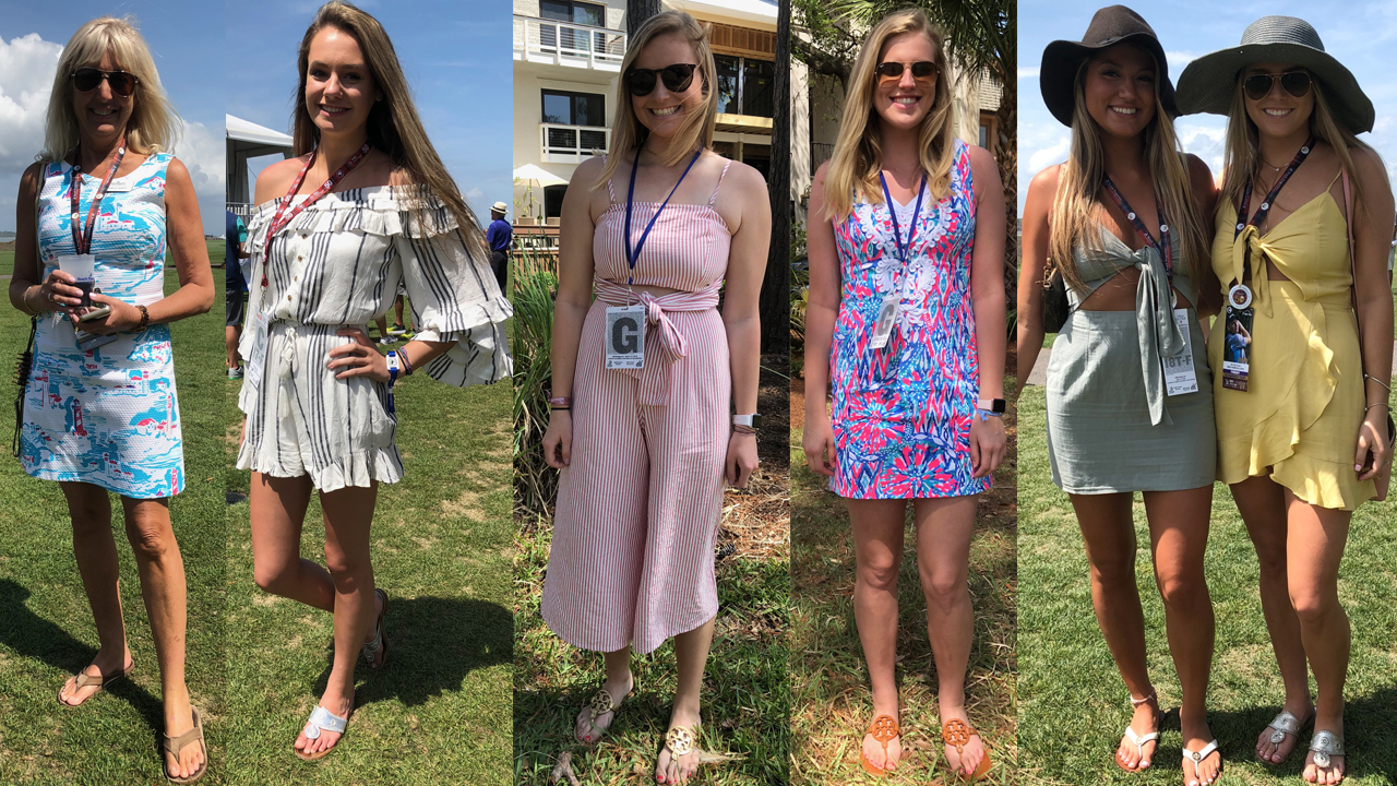 e03b680975 Not sure what to wear to this year s RBC Heritage  Here are some quick  fashion tips