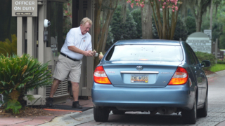 Do you want to get to the beach in Sea Pines using your one-day gate pass? Here's how