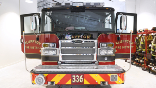 Inside look: Check out Bluffton's newest fire station