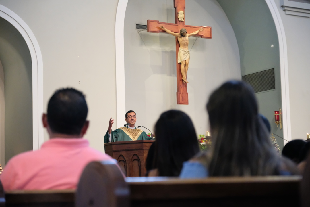 As Protestant churches in South Carolina dwindle, Catholic churches flourish. Here's why