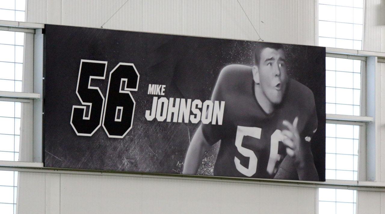 South Carolina football retired numbers: Who is Mike Johnson? | The State