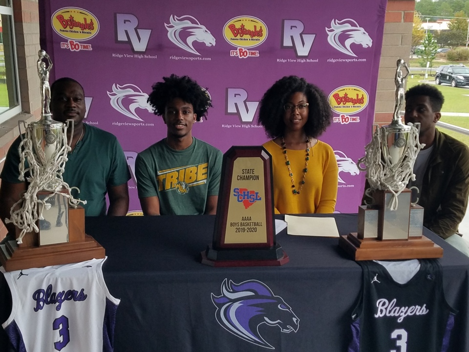 Tyler Rice signs with William & Mary men's basketball ...