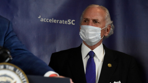 South Carolina is lucky to have Gov. McMaster leading it amid the COVID-19 pandemic