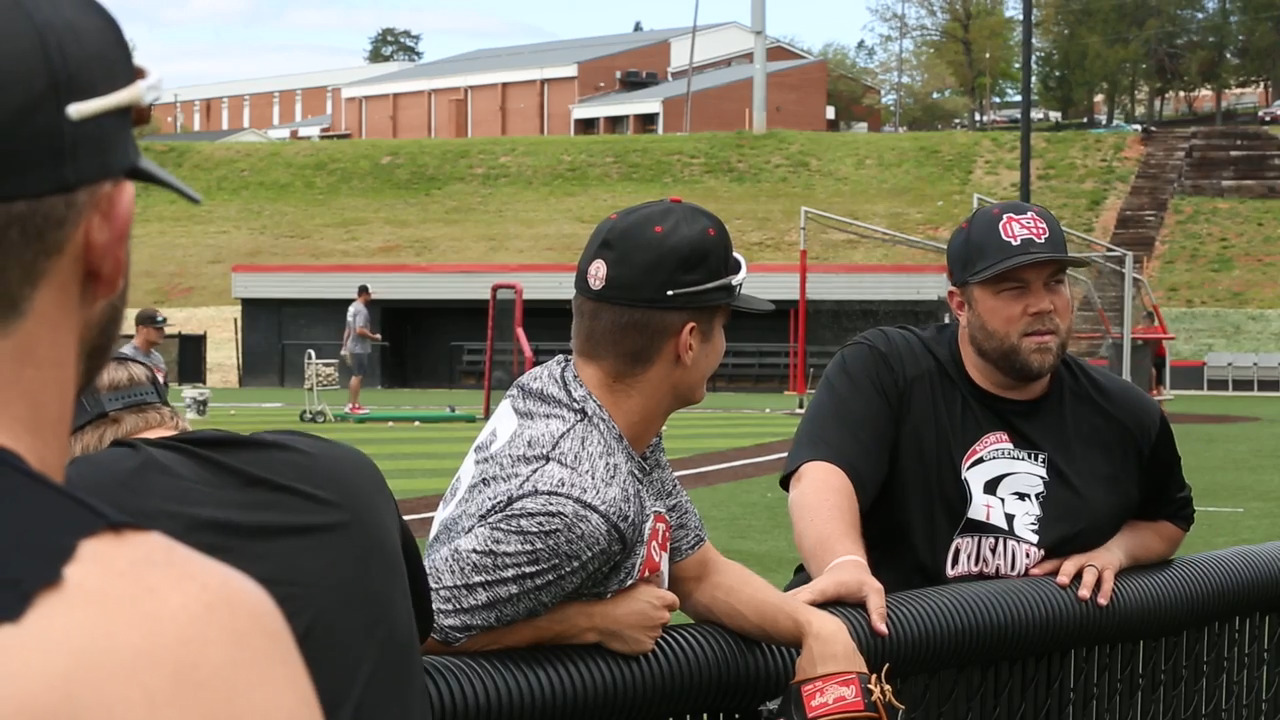 Auto Store Of Greenville >> North Greenville baseball: Apex's Landon Powell builds a powerhouse   News & Observer