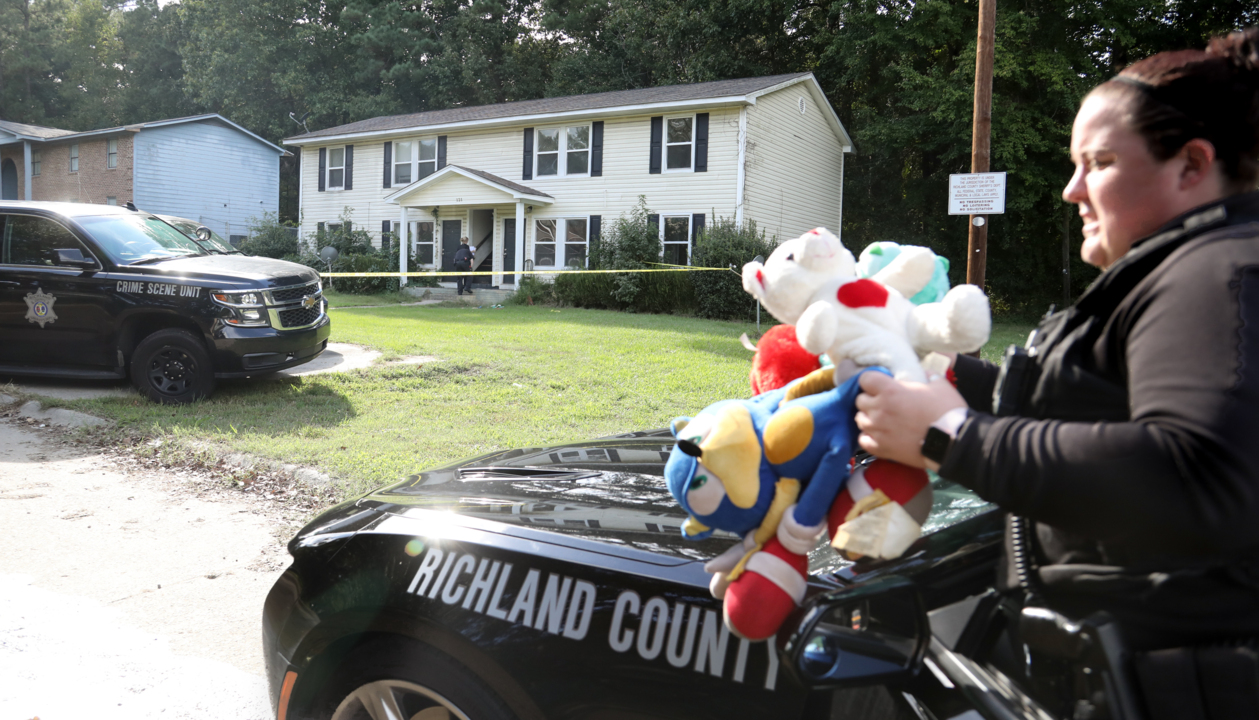Father and 1-year-old son killed in Richland County shooting. | The State