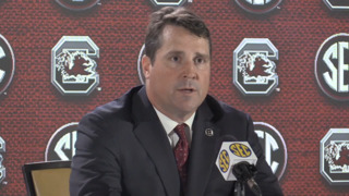 What's different about South Carolina as a program? Muschamp singles these areas out