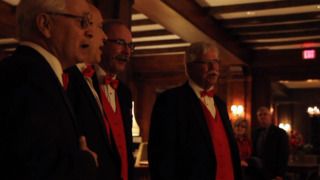 A good old fashioned barbershop quartet can teach you the meaning of love
