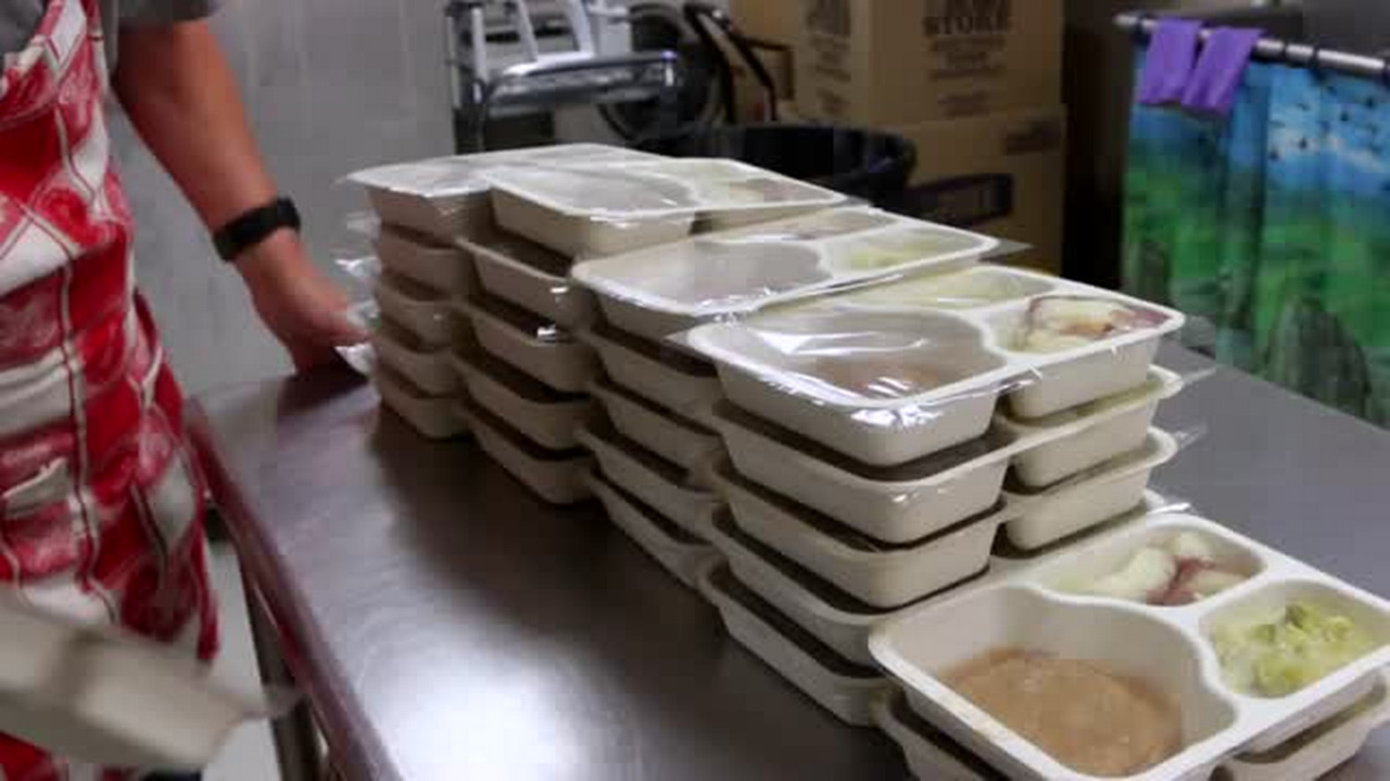In NC, many seniors feel pangs of hunger