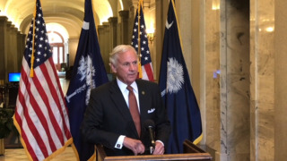 Gov. McMaster discloses decision on defunding Planned Parenthood