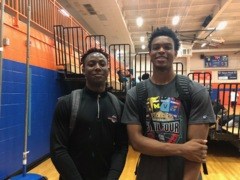 'That's my guy.' Trae Hannibal on teaming with Josiah James