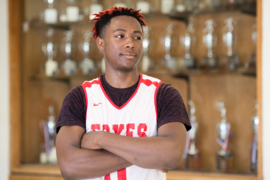 Trae Hannibal committed to South Carolina and 'everyone's showing love'
