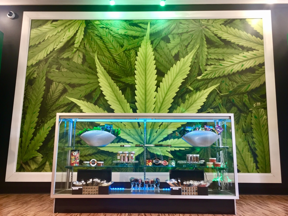 CBD cannabis products store opens in Columbia SC's Vista | The State