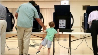 Babies and ballots: This is what it looks like when SC votes