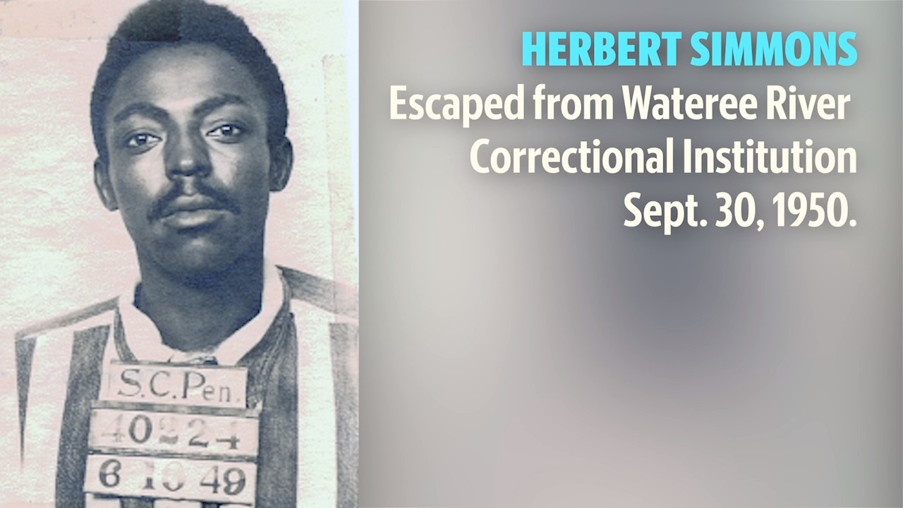 Decades later, South Carolina searches for prison escapees