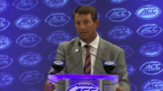 How does Clemson maintain excellence? It's all in the culture, Dabo says