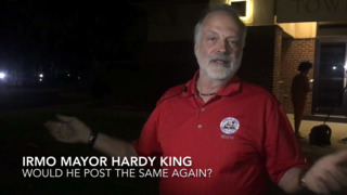 Will Irmo Mayor Hardy King be more sensitive on social media after anti-Muslim posts?